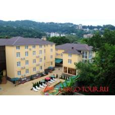 Green Hosta, отель - Хоста
