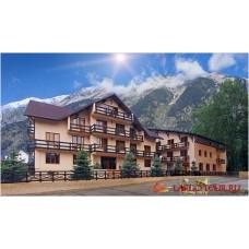 Гала-Альпик, отель