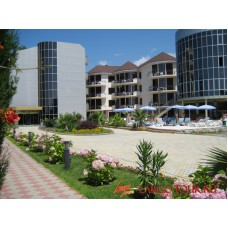 Holiday, гостиница - Лазаревское