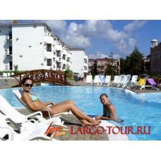 Ривьера-клуб, Отель и SPA